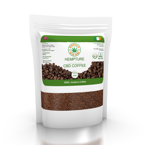 3% CBD Coffee - Ceelabb CBD Products