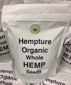 Hempture Distributor (Organic Hemp Seeds – 500G) - Ceelabb CBD Products