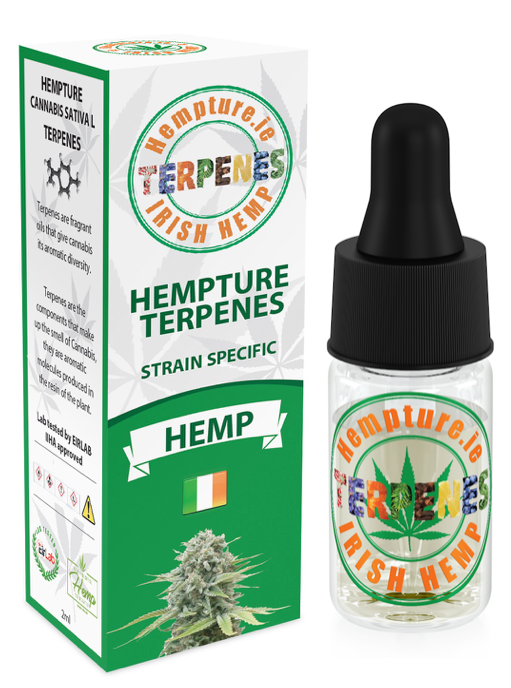 Strawberry Cough Terpenes - Ceelabb CBD Products