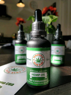 🔍  Hempture Organic Hemp CBD Extract Oil (1500mg Pure Cannabidiol) 50ml