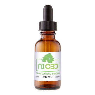 NICBD 3% Cannabidiol 300mg Hemp oil – 10ml
