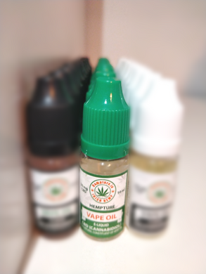 Hempture Hemp CBD Vape E-Liquid (50mg CBD) 10ml