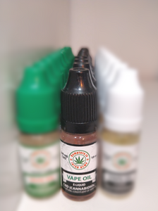 Hempture Hemp CBD Vape E-Liquid (200mg CBD) 10ml