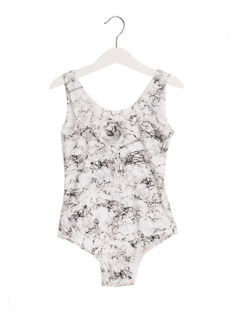 Adaptive Girls Print One Piece
