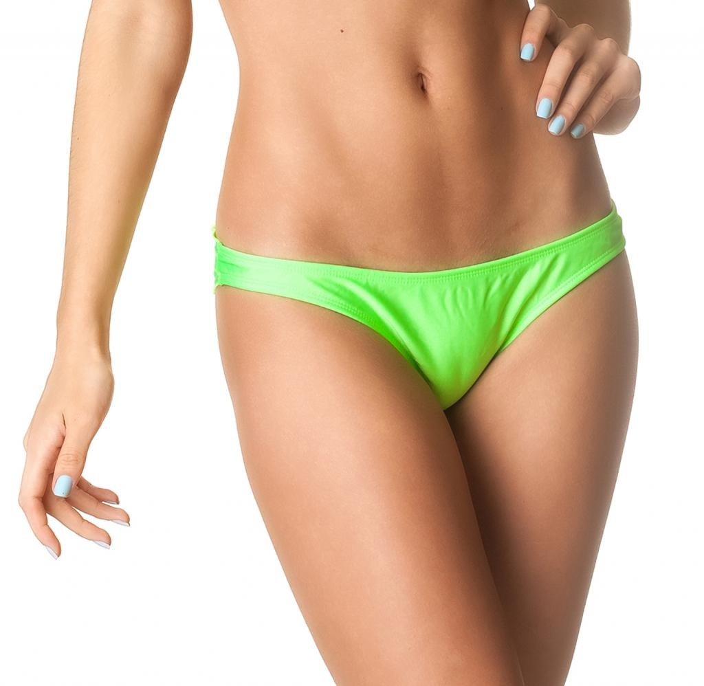 Neon Green - HIPSTER  Bottom