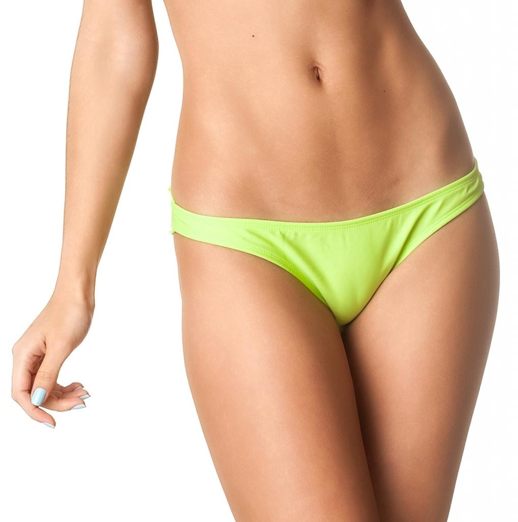 Neon Yellow - HIPSTER  Bottom