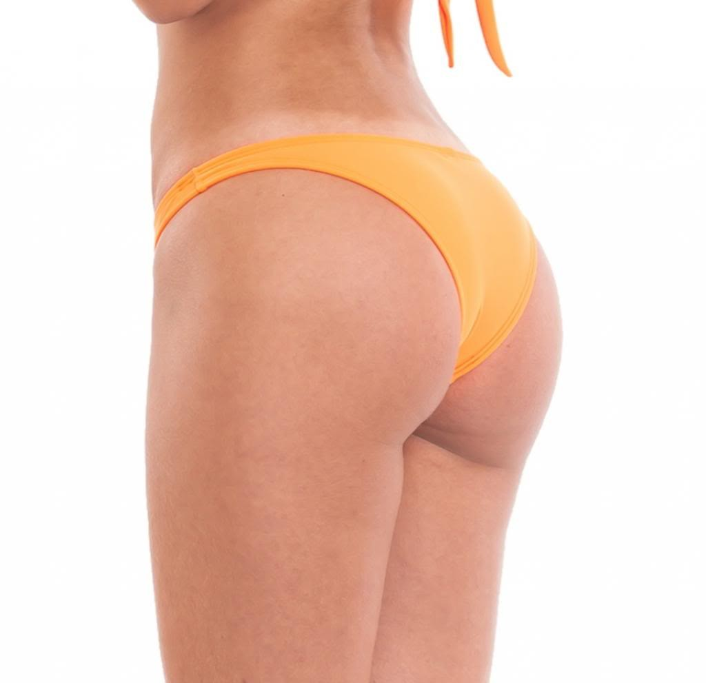 Orange - HIPSTER  Bottom