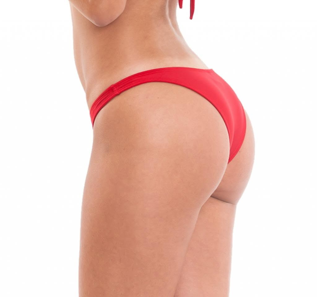 Red - HIPSTER  Bottom