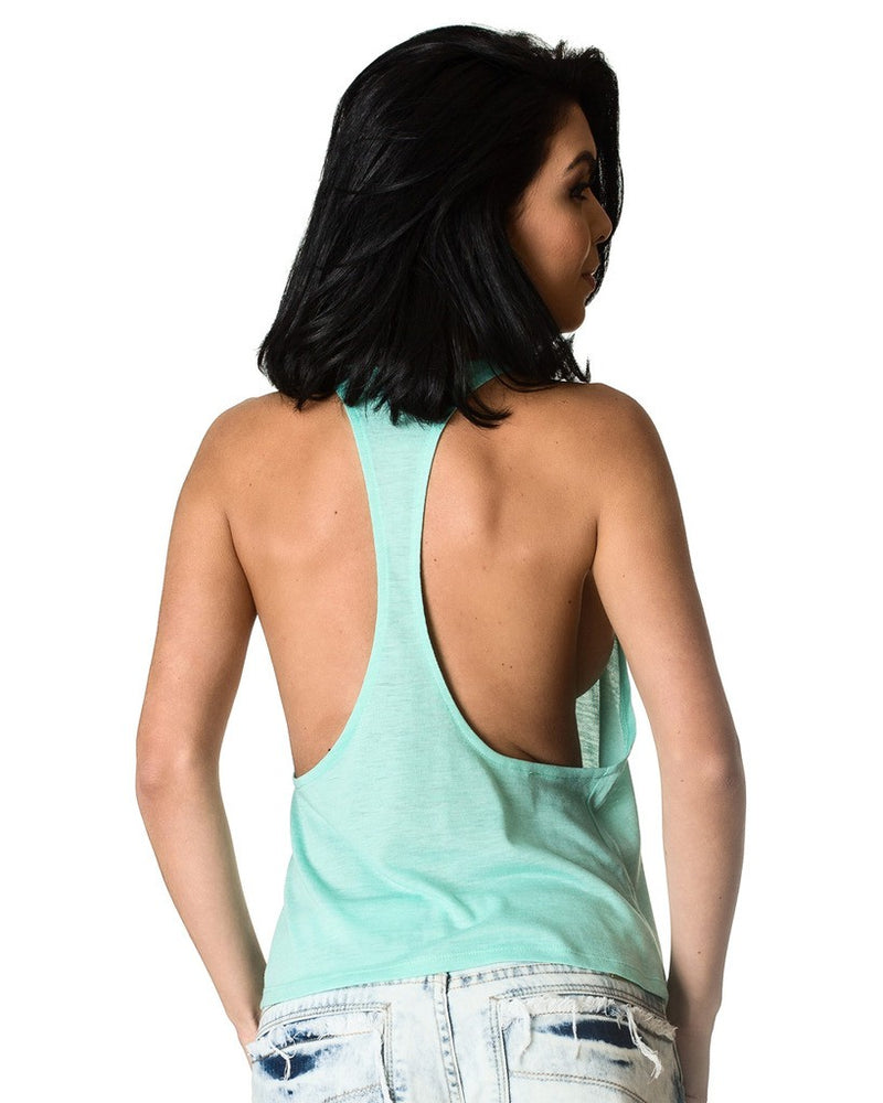 Tank Top Sport Shirt - Mint