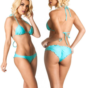 Aqua - Allure Bottom & Top SET