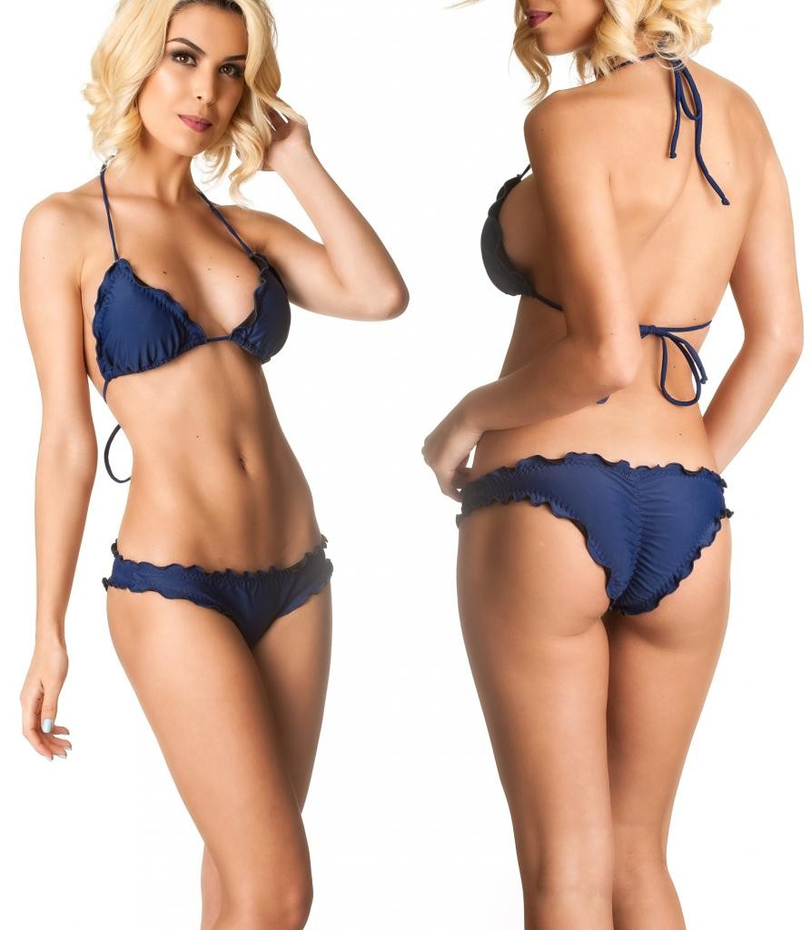 Samba Bottom & Top SET - Navy
