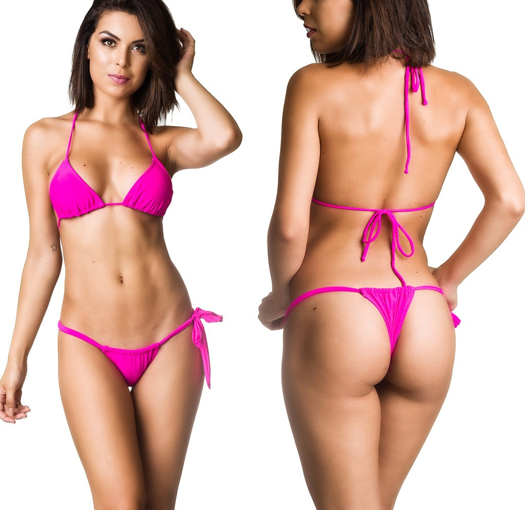 Hot Pink - Adjustable Bottom & Top SET