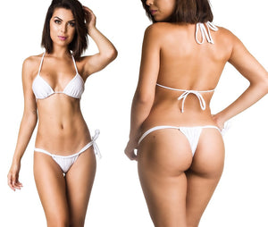White - Adjustable Bottom & Top SET