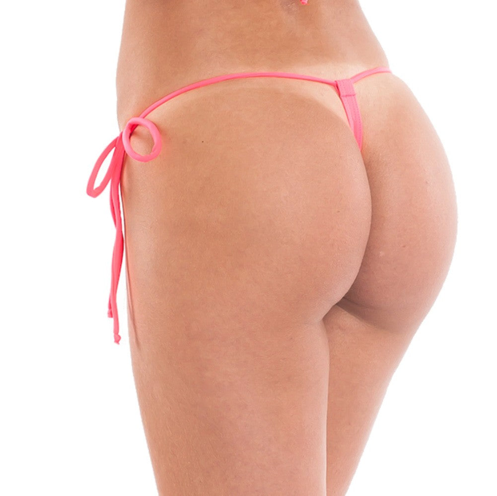 Coral - G-String & Top SET