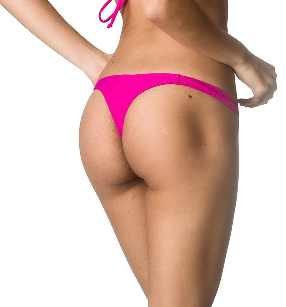 Fuchsia - Teeny Thong Bottom