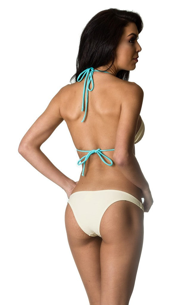 Hipster Bottom & Top SET - Ivory