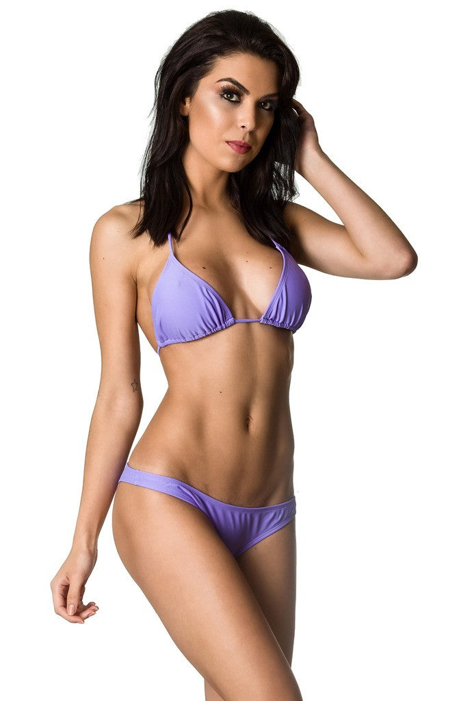 Hipster Bottom & Top SET - Lilac
