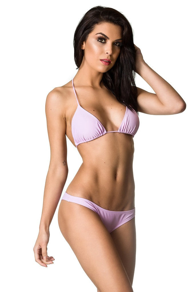 Hipster Bottom & Top SET - Lavender