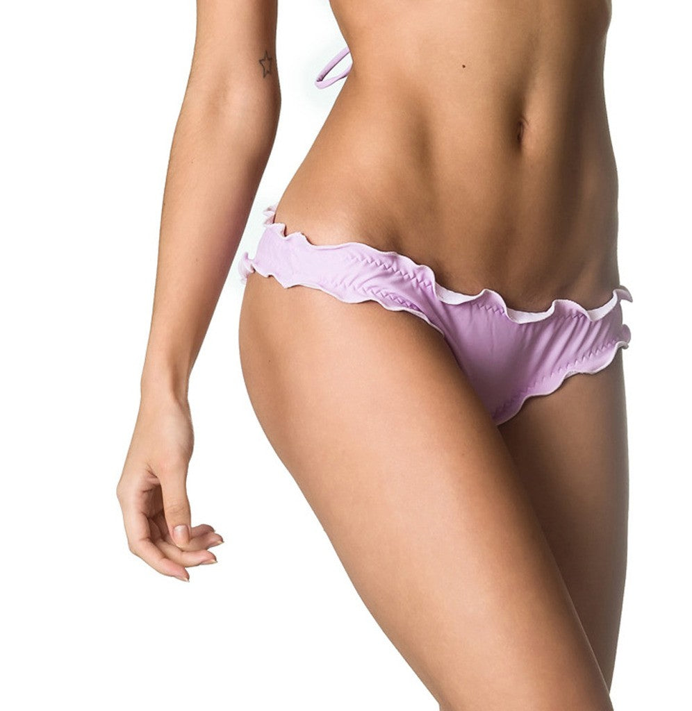Samba Ruffles Bottom & Top SET - Lavender