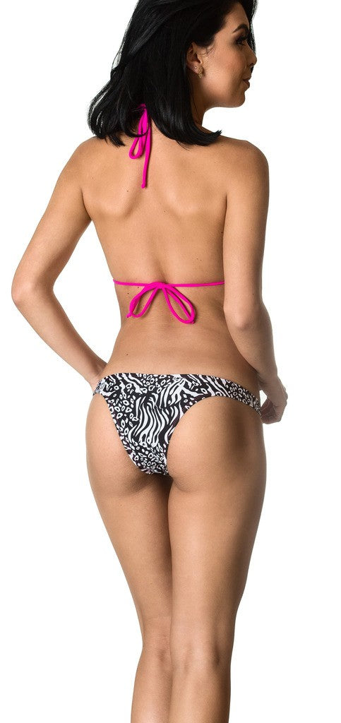 Hipster Bottom & Top SET - WildPink