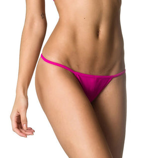 Micro Thong Bottom - Fuchsia