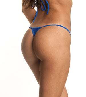 Royal - Micro Thong Bottom