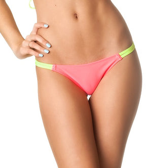 Rumba Bottom - Coral Yellow