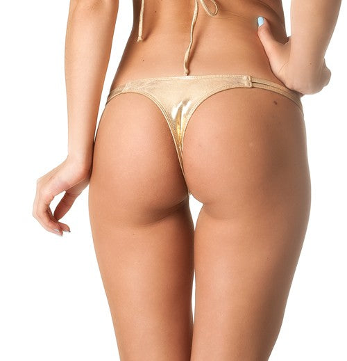 Rumba Bottom - Gold
