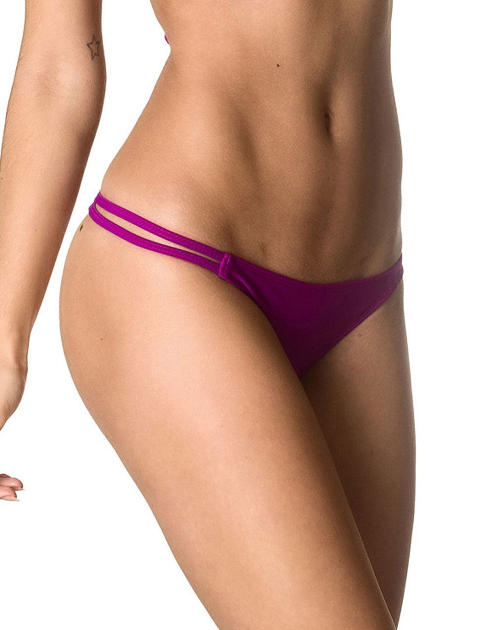 Rumba Bottom - Purple