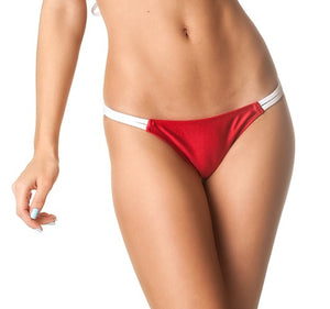Rumba Bottom - Red White
