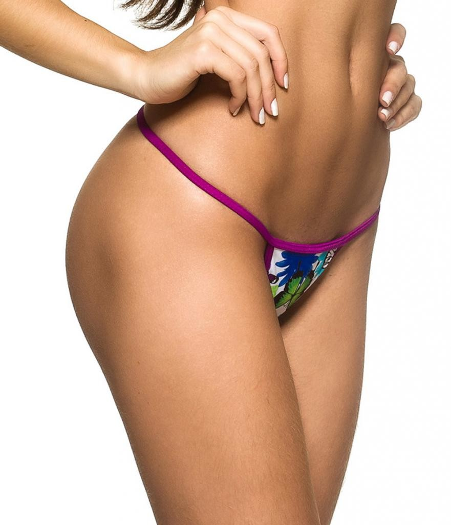 Micro Thong Bottom - Roxy
