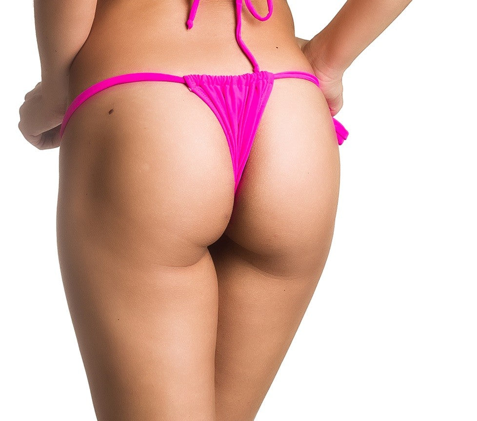 3 in 1 Adjustable Bottom - Hot Pink