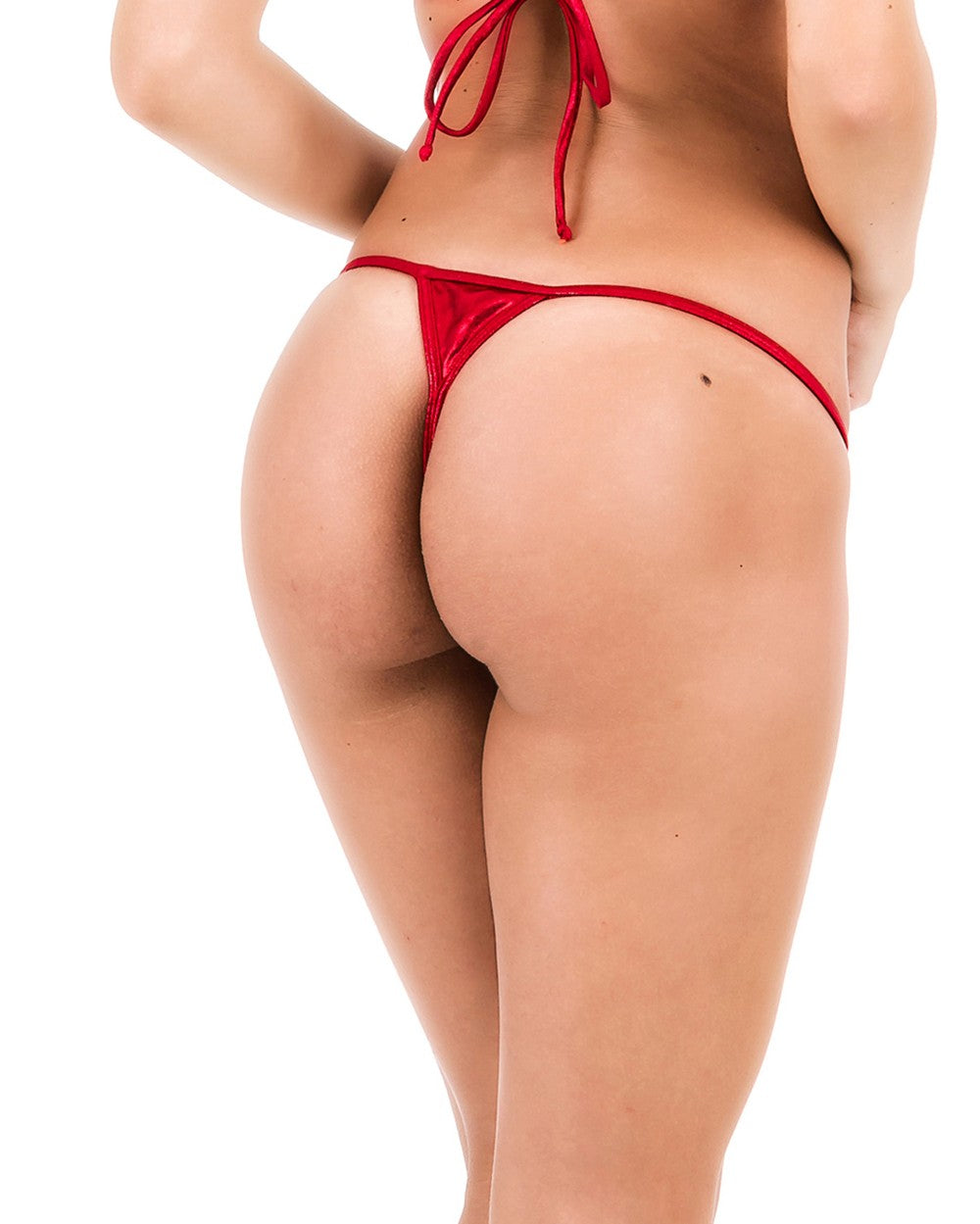 Micro Thong Bottom - Volcano