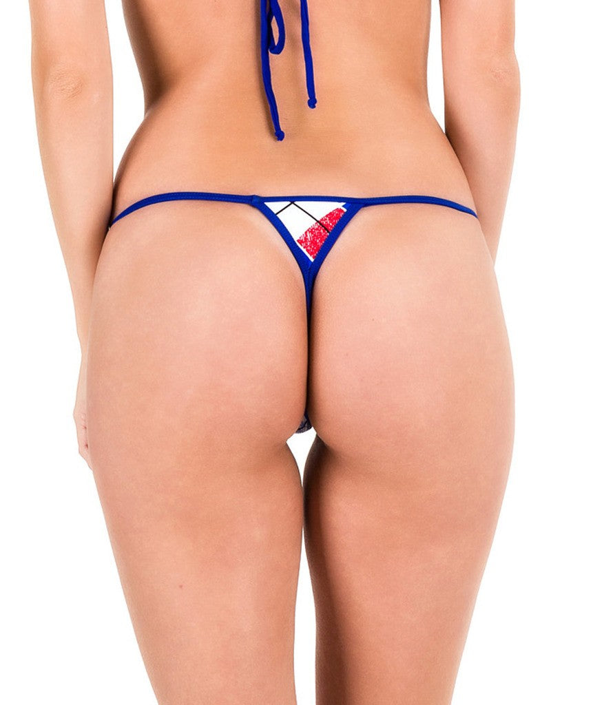 Micro Thong Bottom - USA