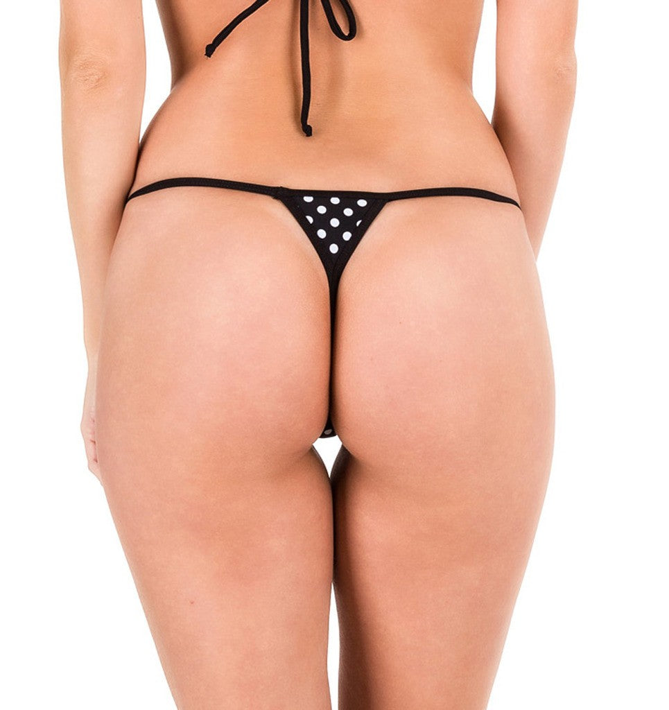 Micro Thong Bottom - KIM