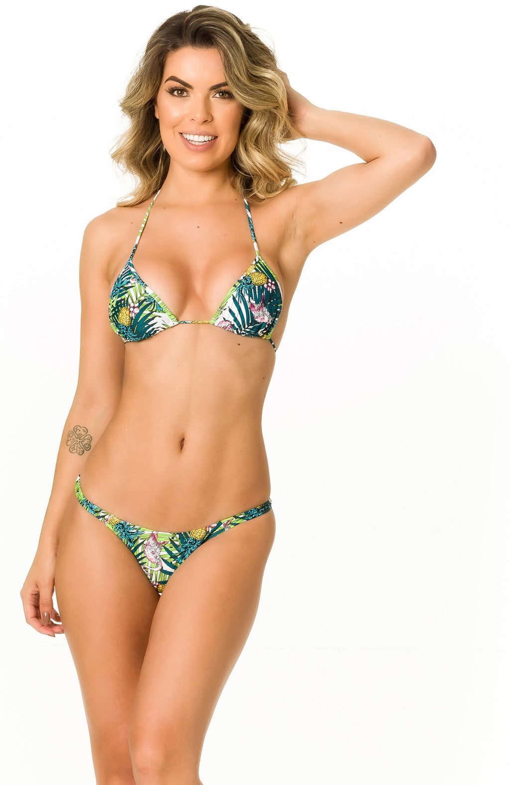 Hawai - Thong Bottom & Tri Top SET