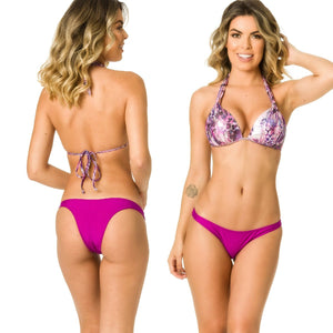 Hipster Bottom & Halter Top SET - Bliss
