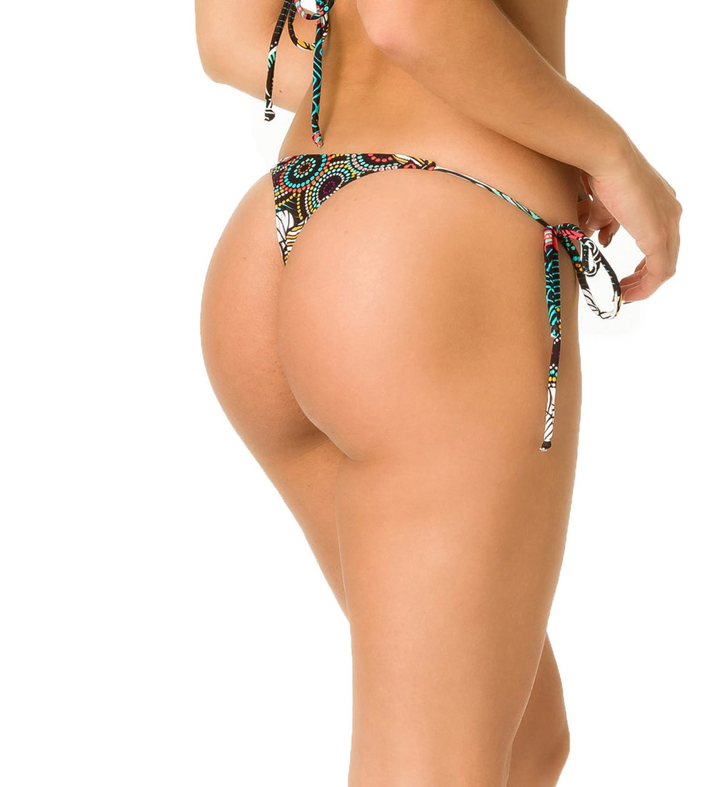 Aloha - Teeny Thong Whaletail Bottom
