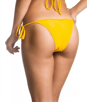 Yellow - String Tie Side Bottom