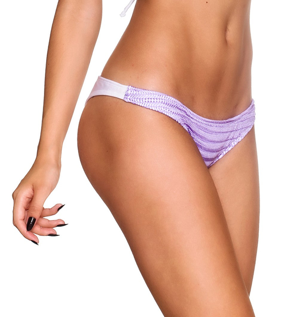 Crochet Purple - Hipster Bottom