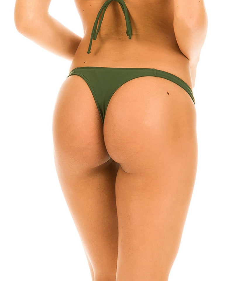 Militar - Micro Thong Bottom