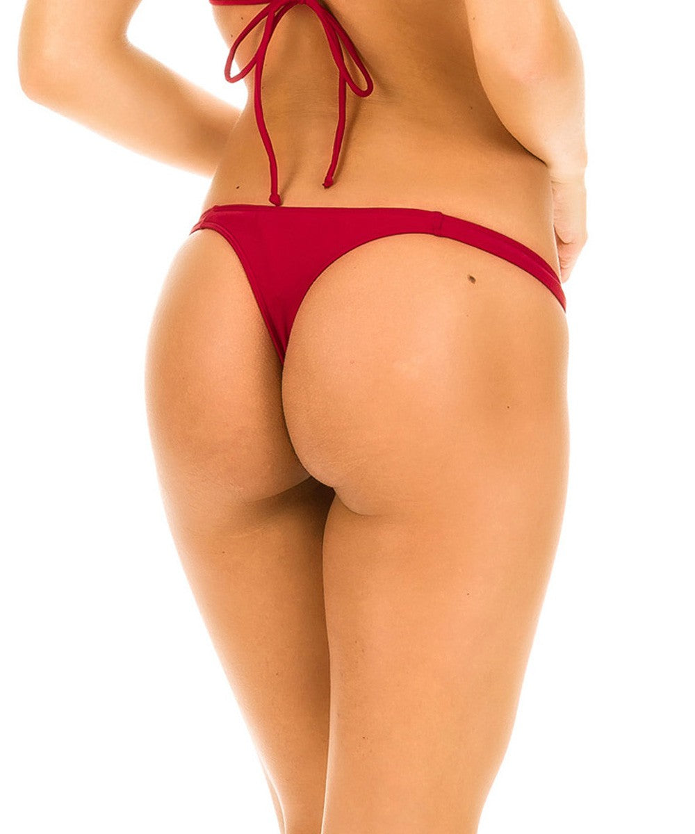 Sangria - Micro Thong Bottom