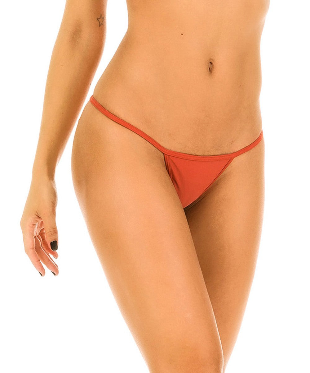 Cinnamon - Micro Thong Bottom