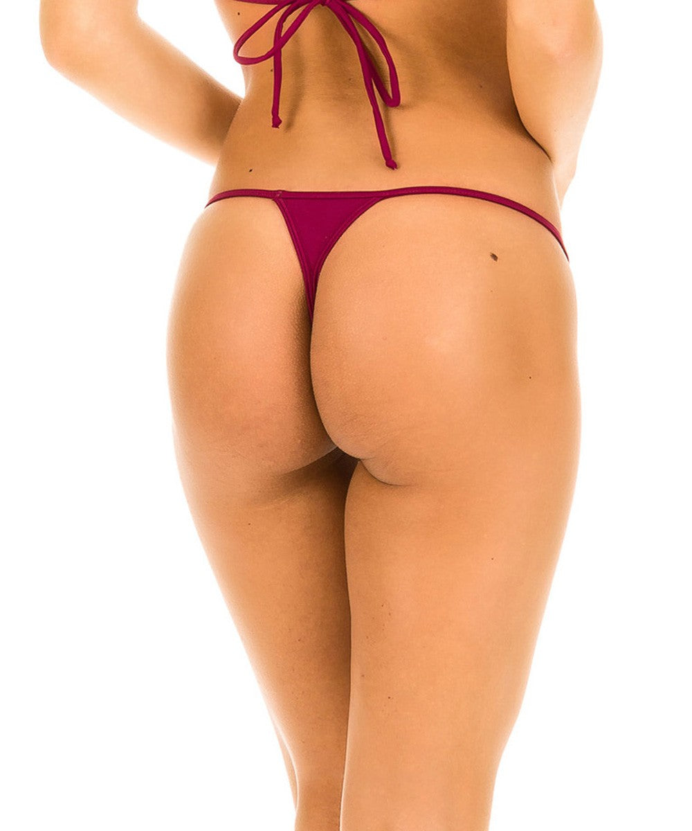 Fig - Micro Thong Bottom