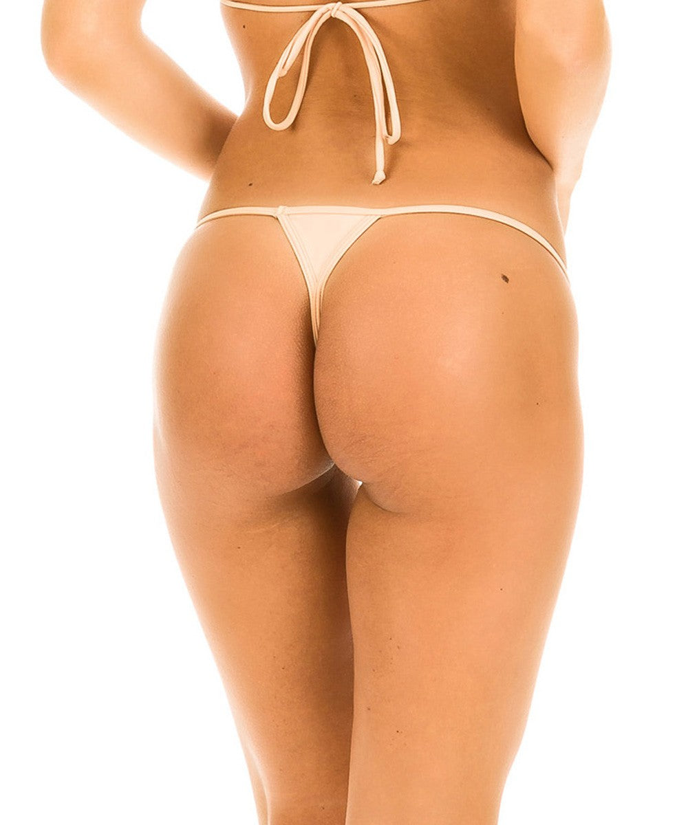 Pink Sand - Micro Thong Bottom