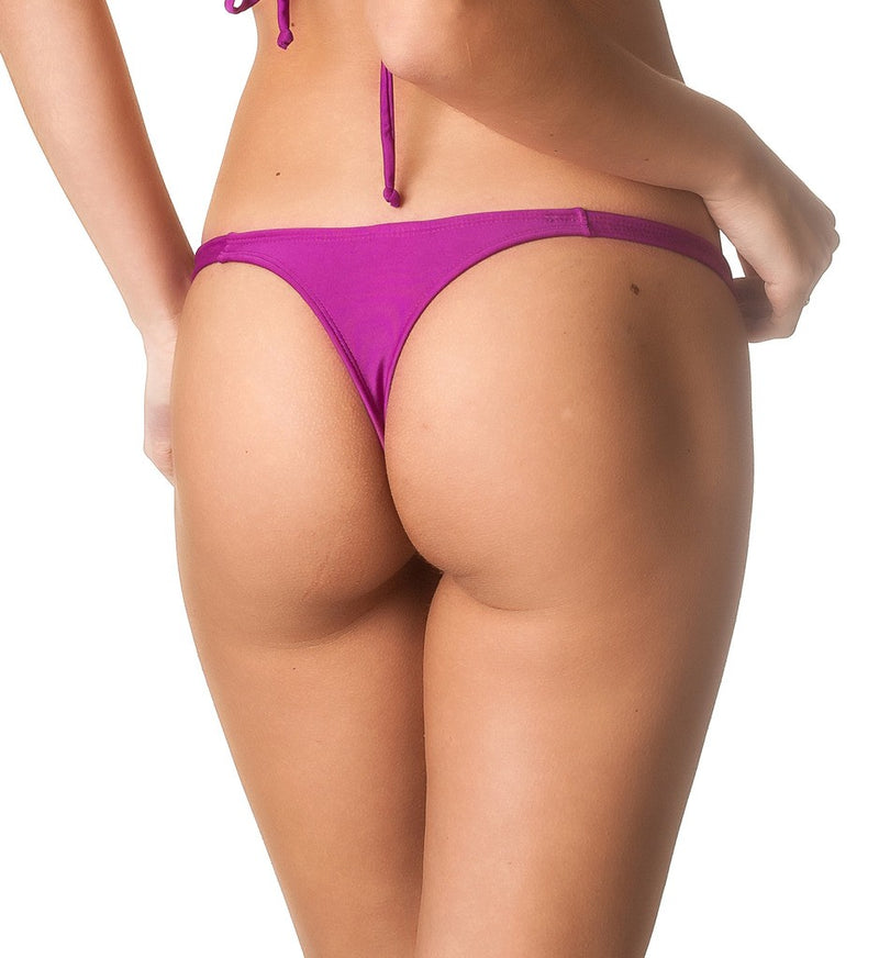 Purple - Teeny Thong Bottom