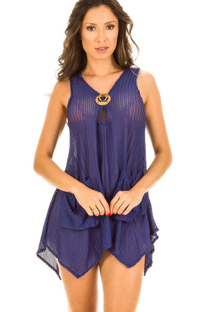 Navy - Cover Up - D 413