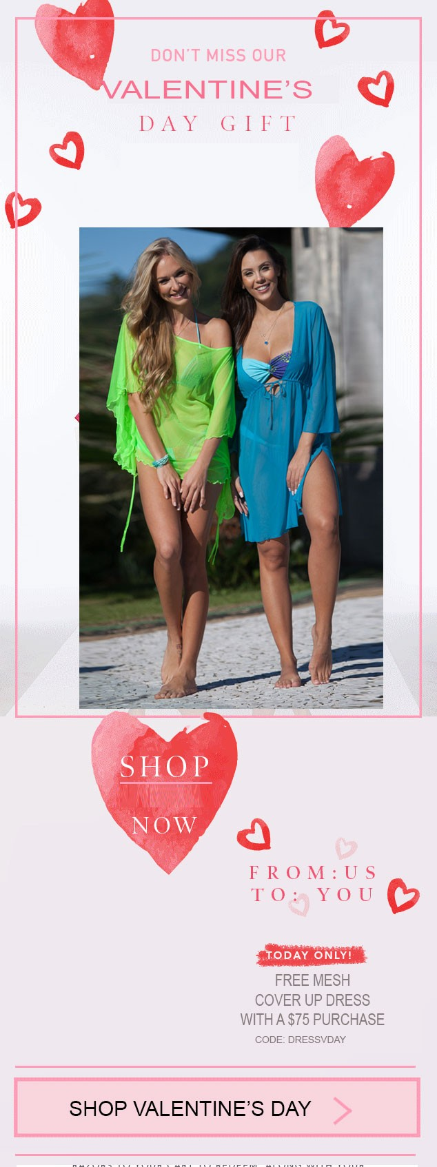 FREE ASSORTED MESH COVER UP DRESS