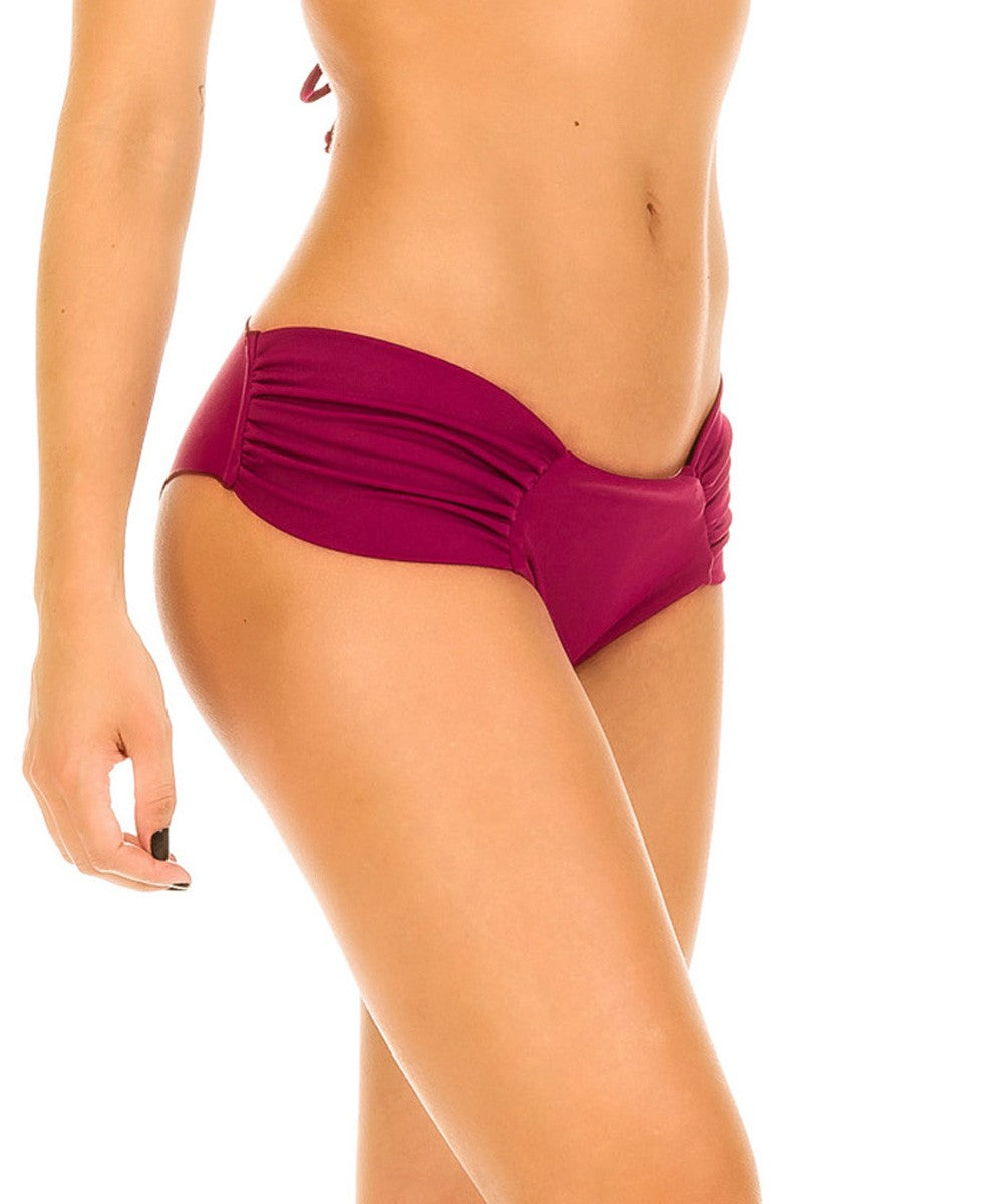 Fig - Ruched Retro Bottom