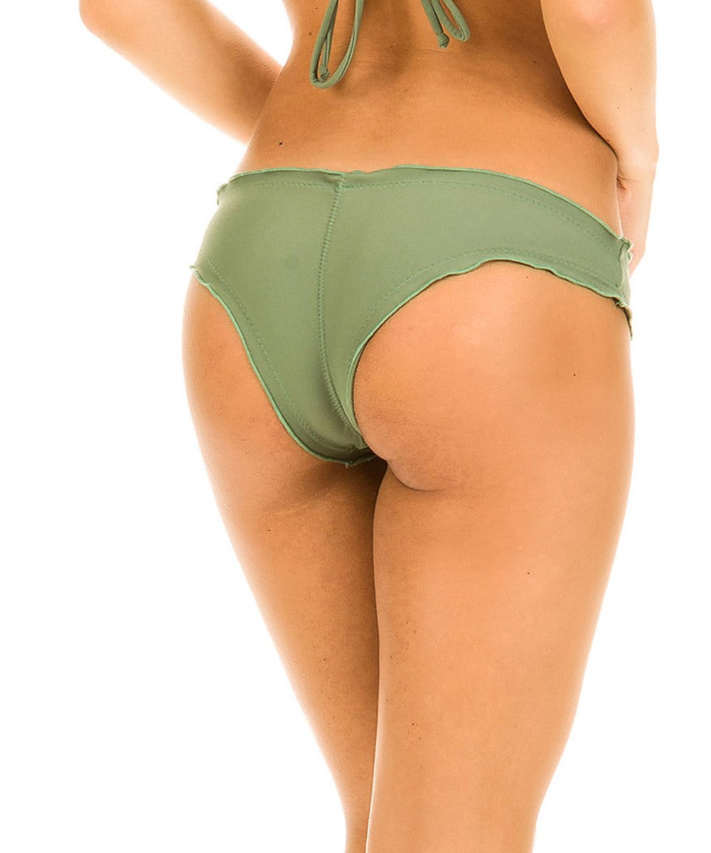 Army - Samba Ruffles Bottom